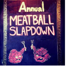 Third Annual Meatball Slapdown