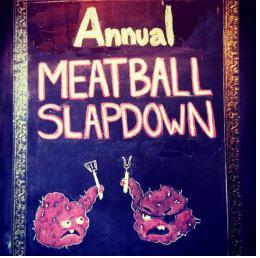 Third Annual Meatball Slapdown